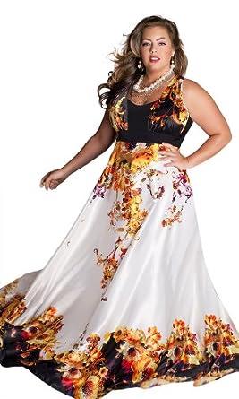 IGIGI Women's Plus Size Stella Gown 12
