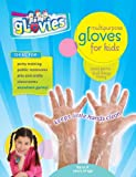 Glovies 100 Count Multipurpose Disposable Gloves for Kids