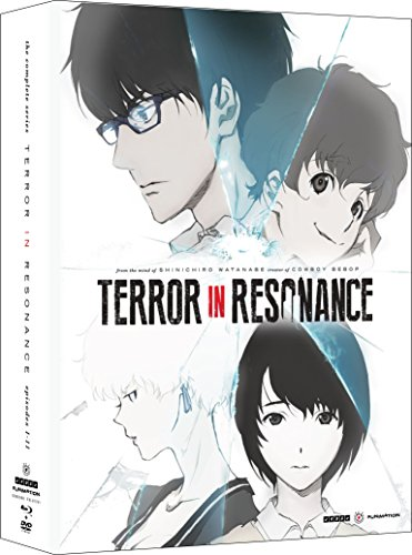 Terror in Resonance: Complete Series [Blu-ray]