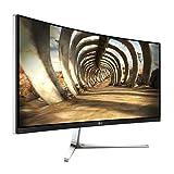LG Electronics WQHD IPS Curved 34-Inch LED-Lit Monitor (34UC97-S)