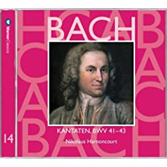 """Cantata No.43 Gott f�hret auf mit Jauchzen BWV43 : V Aria - """"Mein Jesus hat nunmehr"""" [Boy Soprano]"""