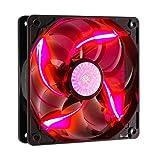 Cooler Master 120mm Red LED Case Fan - (R4-L2R-20CR-GP)