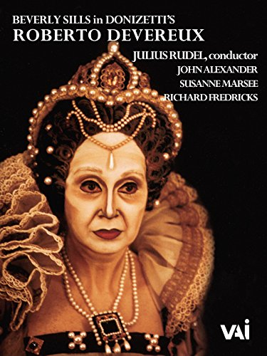 Beverly Sills in Donizetti's Roberto Devereux (English subtitled)