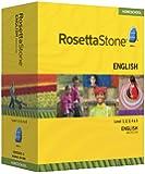 Rosetta Stone Homeschool English (US) Level 1-5 Set including Audio Companion