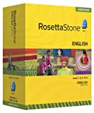 Product 1608292983 - Product title Rosetta Stone Homeschool English (US) Level 1-5 Set including Audio Companion