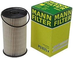MANN-FILTER PU 825 x Fuel Filter for Car