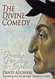 img - for The Divine Comedy: Paradise, Purgatory and Inferno book / textbook / text book