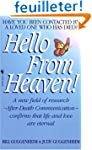Hello from Heaven: A New Field of Res...