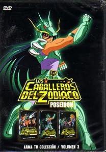 Los Caballeros Del Zodiaco - Poseidon - VOLUMEN 3