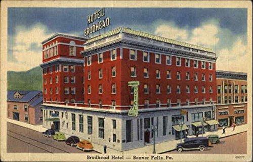 Brodhead Hotel in Beaver Falls, Pennsylvania