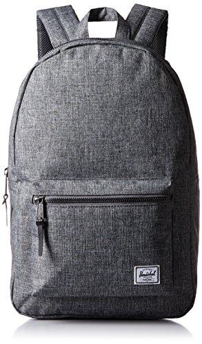 herschel-supply-co-settlement-backpack-raven-crosshatch-one-size