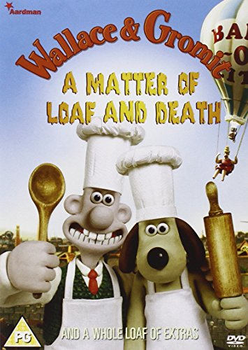 Wallace & Gromit - A Matter of Loaf and Death [DVD]