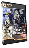 Learning Poser 10/Poser Pro 2014 - Training DVD