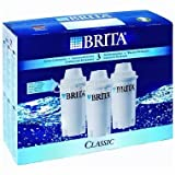 Brita Water Filter Cartridge Filter Water Filter Cartridge Replacement filters for existing Classic Brita filter jugs ( Cartridge Filter Water Filter Cartridge - Brita)