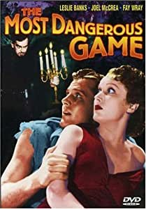 The Most Dangerous Game (DVD) (1932) (All Regions) (NTSC) (US Import) [Region 1]