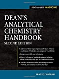 img - for Dean's Analytical Chemistry Handbook (McGraw-Hill Handbooks) 2nd edition by Patnaik, Pradyot (2004) Hardcover book / textbook / text book