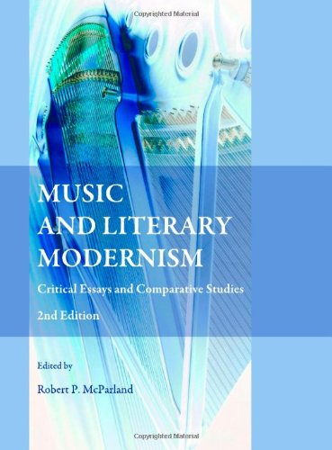 music and literature essay Rilm abstracts of music literature features a wealth of rilm abstracts of music literature covers a variety of publication and media types including essay.