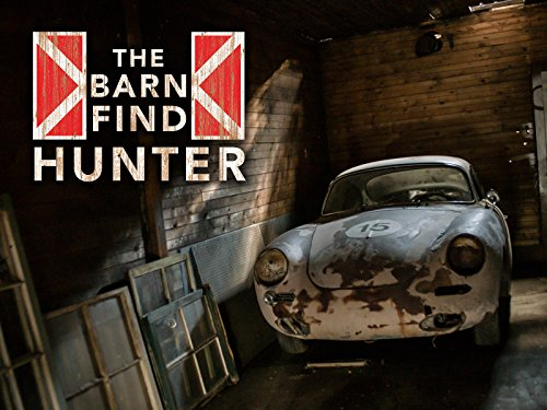 Barn Find Hunter - Season 1