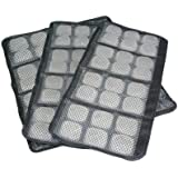 Flexi Freeze Ice Vest Replacement Panels, Black