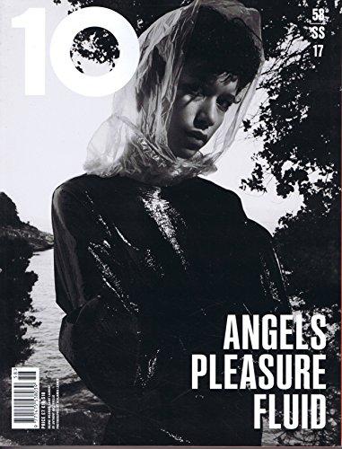 10 Magazine April 2017 大きい表紙画像