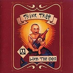 Think Tree - Like The Idea - Caroline Records - CARCD 17, Virgin - 262 649