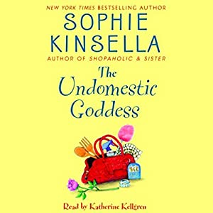 The Undomestic Goddess Audiobook