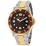 Stuhrling Original Men's 158.3322359 Water Sports 'Clipper' Swiss Diver Watch