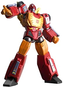 Transformers Revoltech - 047 Hot Rodimus (japan import)