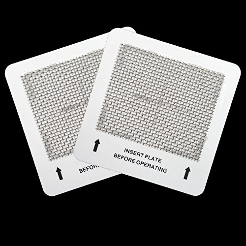 2 Universal Ceramic Ozone Plates for Mammoth Echo EcoQuest Living Air Alpine Air Purifiers (Eagle Air Purifier compare prices)