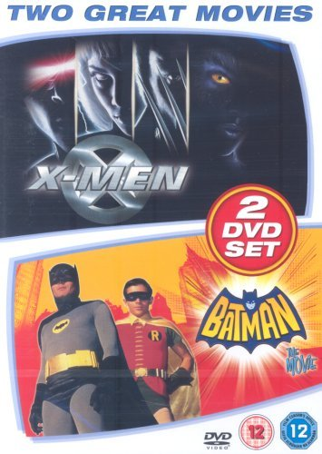 X-Men/Batman [DVD] by Hugh Jackman
