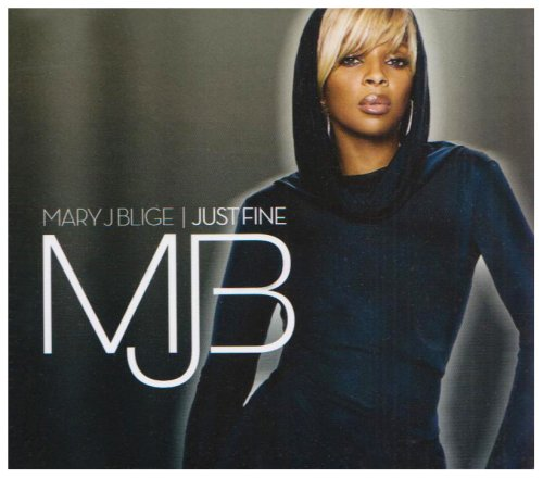 BLIGE, MARY J. - JUST FINE (X4) - 12 inch 45 rpm