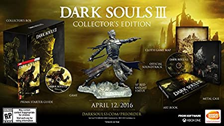 Dark Souls III: Collectors Edition - Xbox One