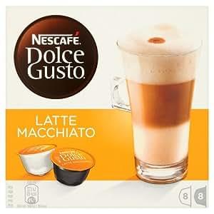 Krups Latte Macchiatto Dolce Gusto 8 capsules