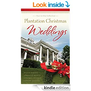 Plantation Christmas Weddings: Four-in-One Romance Collection (Romancing America)