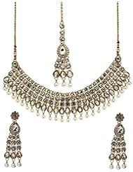 Bindhani Choker Bridal Jewellery Set For Women