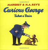 img - for Curious George Takes a Train book / textbook / text book