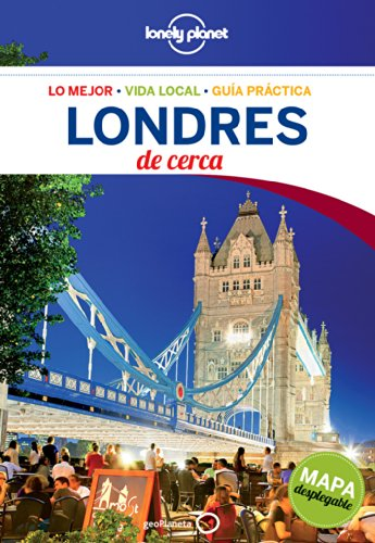 Londres De Cerca 4 (Guías De cerca Lonely Planet)