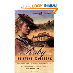 """Ruby"" by Lauraine Snelling :Book Review"