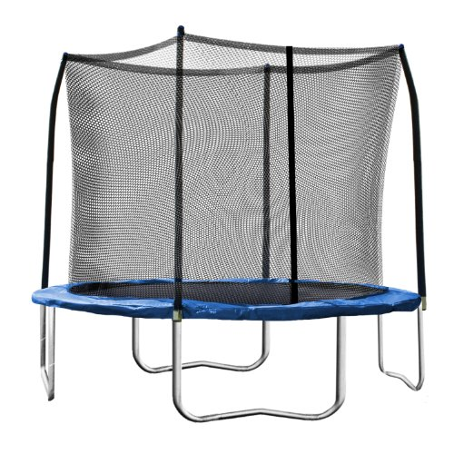 Skywalker-Trampolines-10-Ft-Round-Trampoline-and-Enclosoure-with-Spring