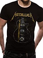 Probity Metallica - Hetfield Iron Cross - T-shirt - Homme