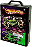 51zRQrFjH8L. SL160  Hot Wheels Monster Jam Truck Case