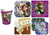 Disney Frozen Shimmering Party Pack For 8 Guests!