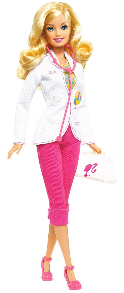 Barbie I Can Be Kid Doctor Doll