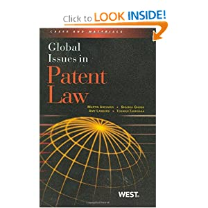 Global Issues in Patent Law (Global Issues (West))