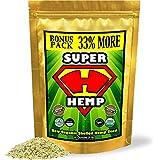 Hemp Seeds. Raw Shelled Organic Hemp Seeds w/ Omega 3 & 6 (1 lb Bonus-Pack). Essential Fatty Acids in a balanced 3:1 ratio. High Protein, 20 amino acids and dietary fiber. Delicious buttery flavor.