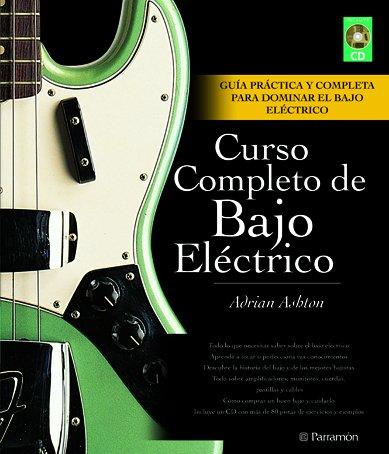 CURSO COMPLETO DE BAJO ELECTRICO