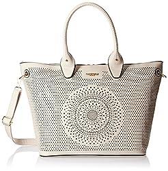 Carlton London Women's Handbag (Pink) (CLLP-101)