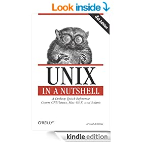 Unix in a Nutshell (In a Nutshell (O'Reilly))