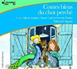 Contes bleus du chat perche ; livre audio CD (French Edition)