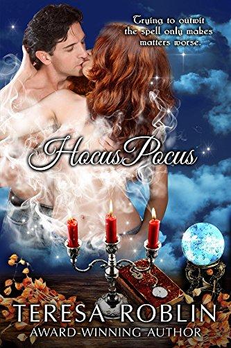 Book: Hocus Pocus by Teresa Roblin